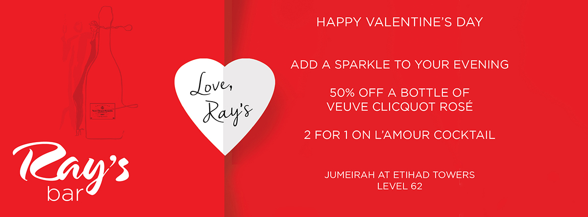 Valentine's Day @ Ray's Bar