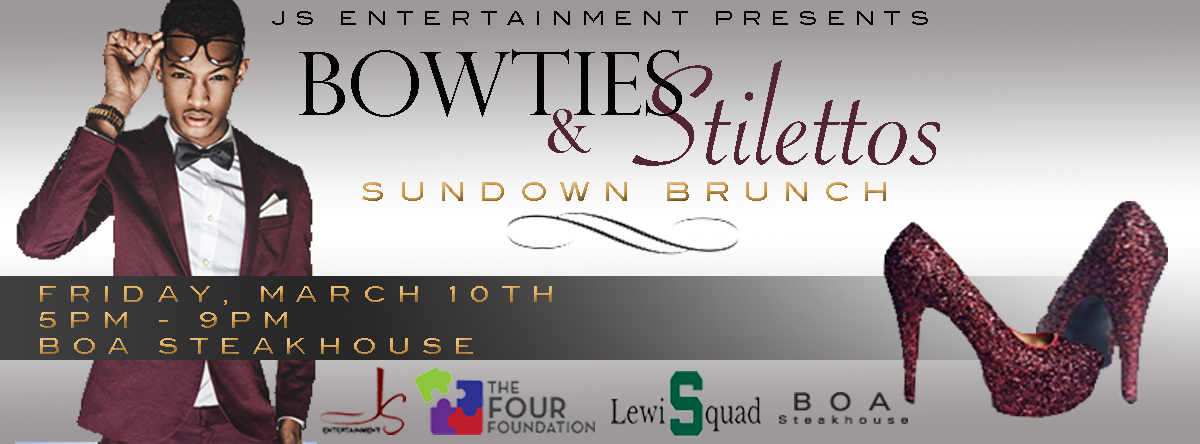 Bowties & Stilettos Sundown @ BOA Steakhouse