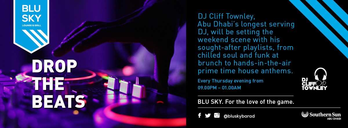 Drop The Beats @ Blu Sky