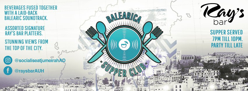 Balearica Supper Club @ Ray's Bar