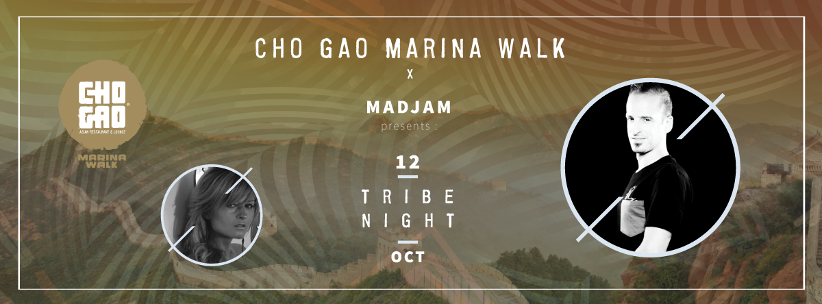 Tribe Night @ Cho Gao Marina Walk