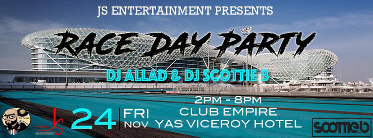 JS Entertainment Race Day Party