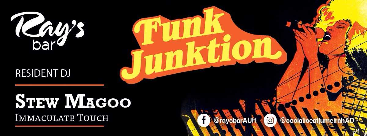 Funk Junktion @ Ray's Bar