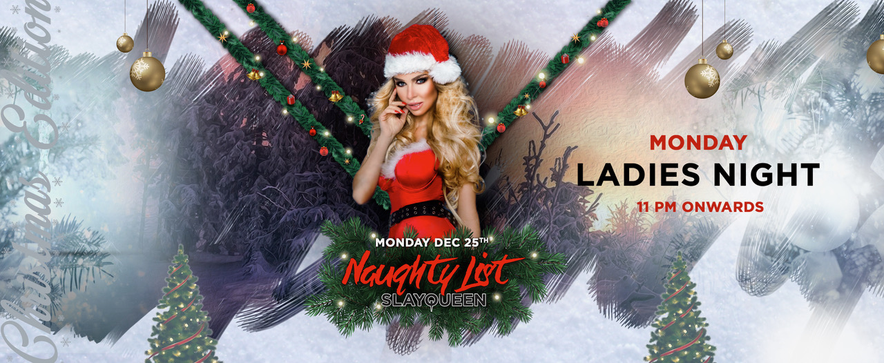 The Naughty List - SLAY QUEEN