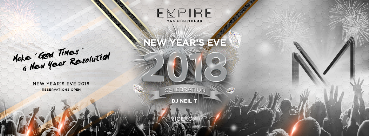 Empire's New Years Eve 2018 Celebration