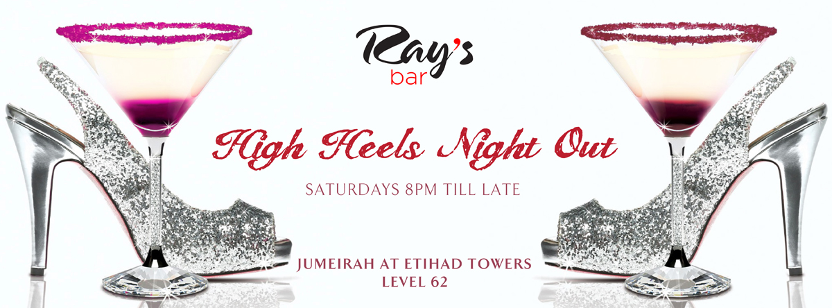 High Heels Night Out  @ Ray's Bar