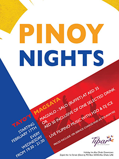 Pinoy Night @ Tipar