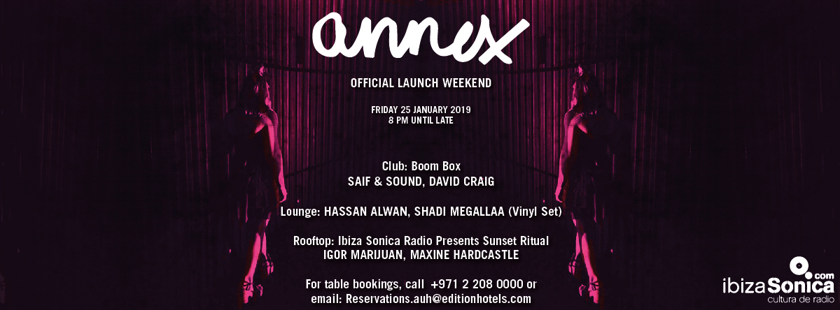ANNEX Official Launch