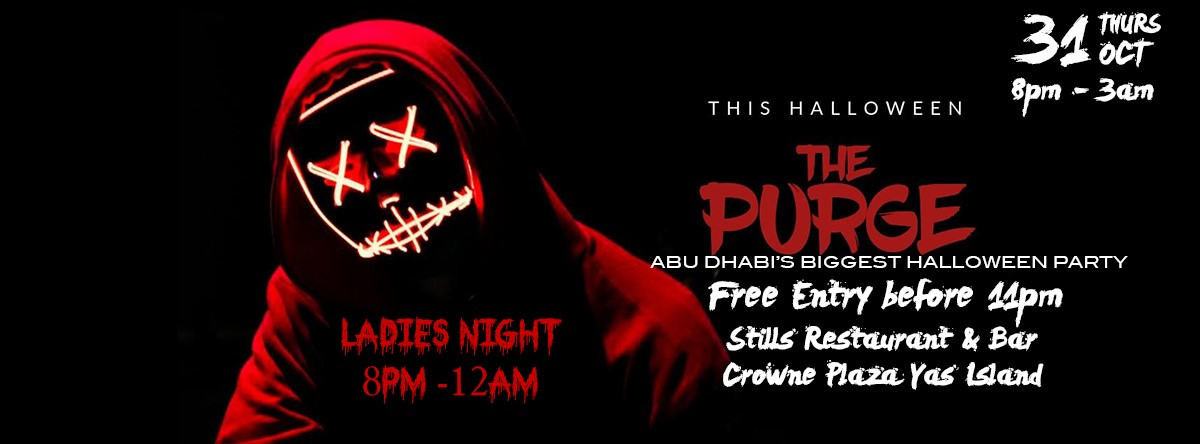 The Purge Party @ Stills
