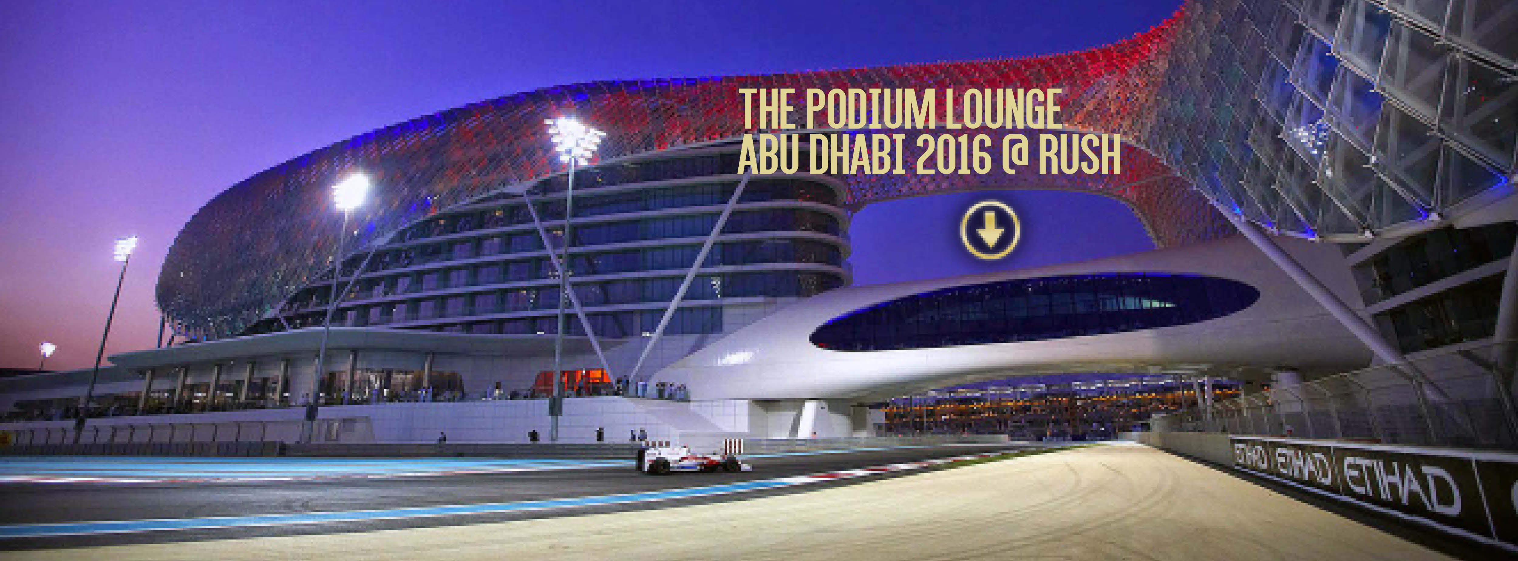 The Podium Lounge @ Rush