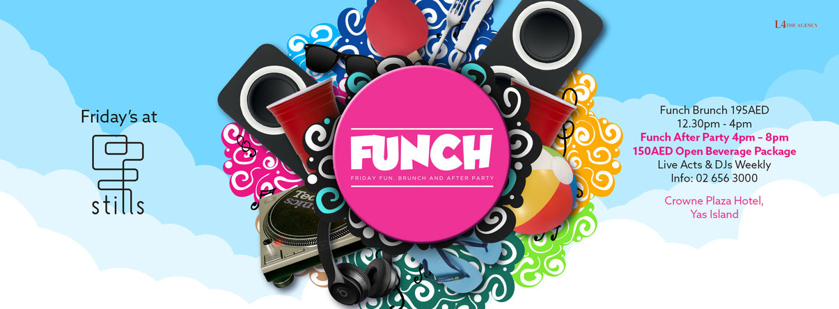 FUNCH Brunch & Afterparty