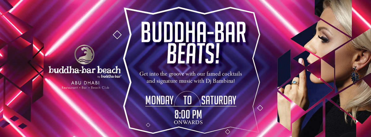 BUDDHA-BAR BEATS