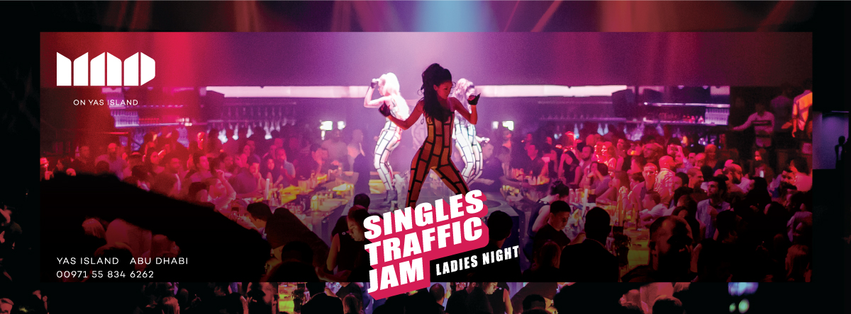 Singles Traffic Jam - Christmas Edition @ MAD