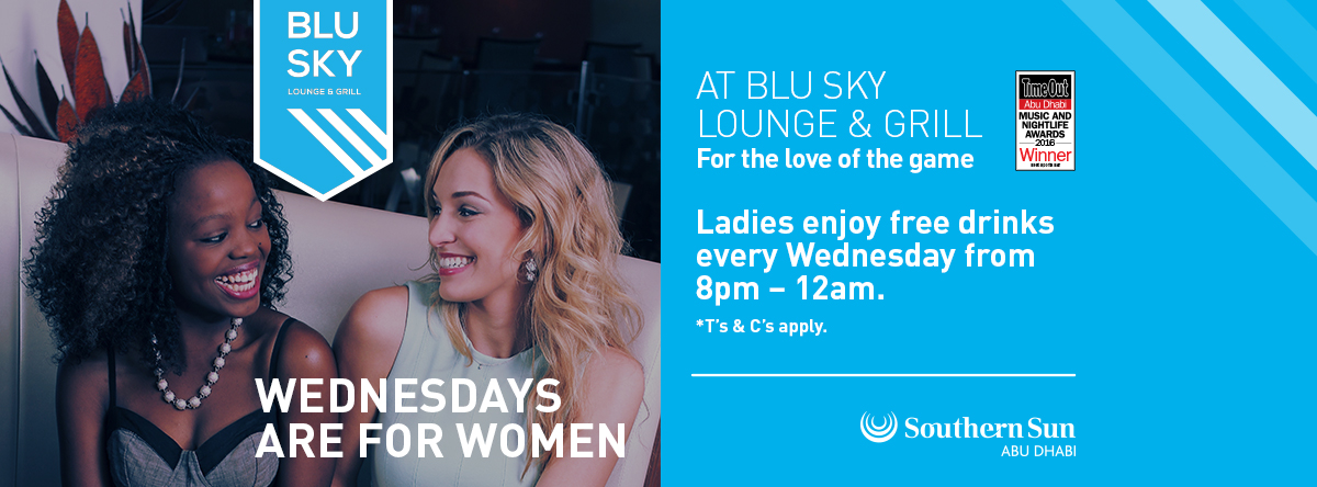 Wednesdays are for women @ Blu Sky